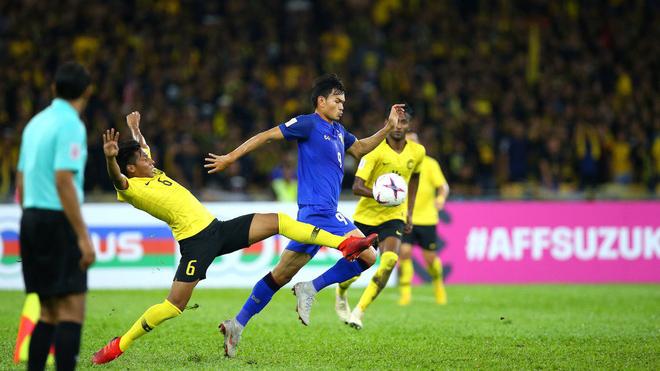 Trực tiếp Malaysia vs Thái Lan vòng loại World Cup 2022