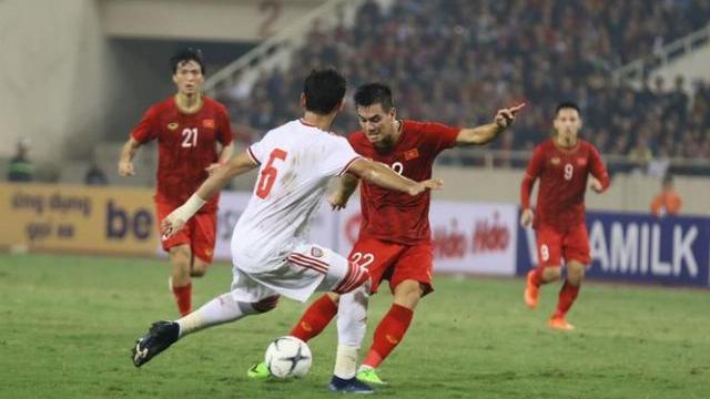 Trực tiếp họp báo sau trận đấu Việt Nam - UAE