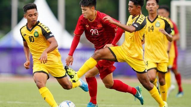 Tổng hợp 6 bàn thắng đẹp trận U22 Việt Nam - Brunei