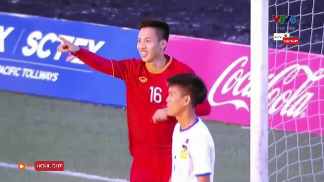 HIGHLIGHTS | U22 Vietnam VS U22 Laos 6-1 | SEAgame 30th