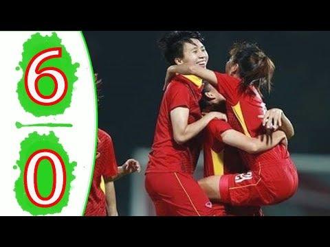 Indonesia vs Việt Nam (0-6) Full Highlight   Indonesia vs VietNam   KẾT QUẢ BÓNG ĐÁ NỮ SEAGAME 30