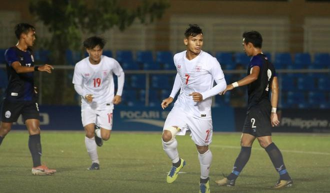Trực tiếp U22 Campuchia vs Malaysia: Trận cầu quyết định vé bán kết