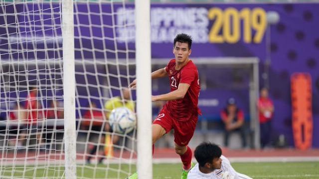 U22 Việt Nam 1-2 Thái Lan: Tiến Linh rút ngắn cách biệt