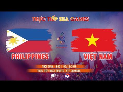 TRỰC TIẾP | PHILIPPINES - VIỆT NAM | BÓNG ĐÁ NỮ SEA GAMES 30