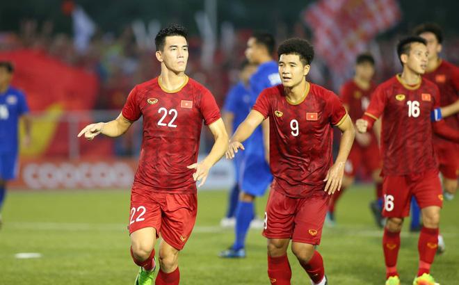 Trực tiếp U22 Việt Nam vs U22 Campuchia