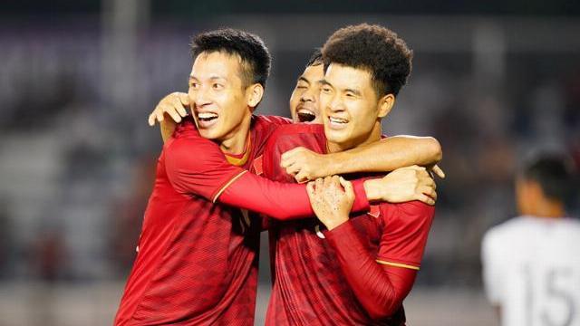 U22 Việt Nam 3-0 U22 Campuchia: Đức Chinh lập cú đúp