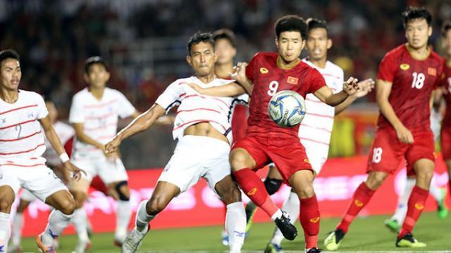 U22 Việt Nam 4-0 U22 Campuchia: Đức Chinh lập hattrick