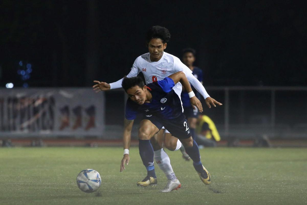 Trực tiếp U22 Myanmar - U22 Campuchia SEA Games 30