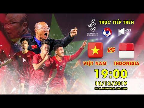 [TRỰC TIẾP] Chung kết bóng đá SEA Games 30 U22 Việt Nam - U22 Indonesia