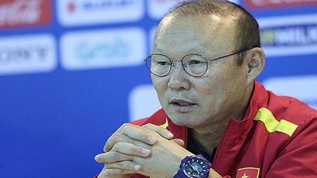 HLV Park Hang seo xúc động nói về Huy chương vàng SEA games 30