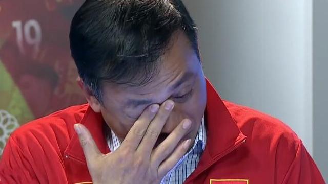 BLV Quang Tùng bật khóc khi U22 Việt Nam giành HCV SEA Games