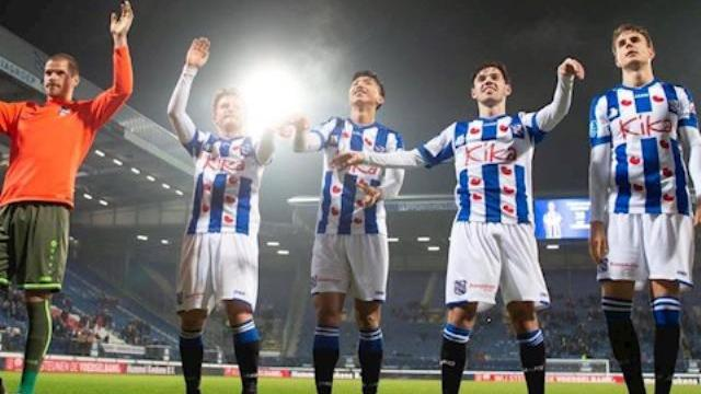 Văn Hậu nói gì sau trận ra sân tiên trong màu áo Heerenveen