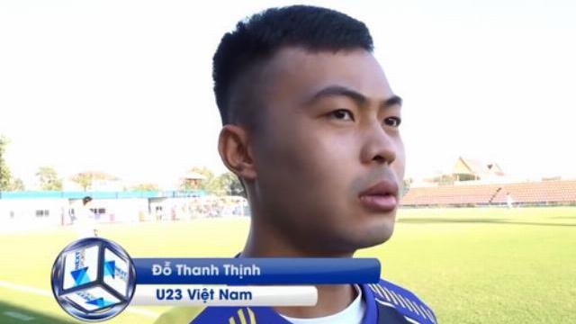 Thanh Thịnh tiết lộ về chấn thương, chia sẻ điều lo ngại của Quang Hải