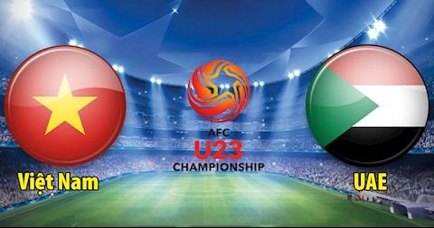 Trực tiếp bóng đá: U23 Việt Nam - U23 UAE