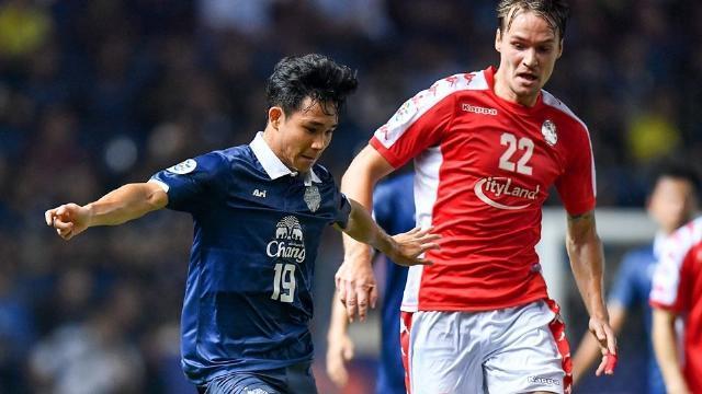 Highlights CLB TP.HCM - Buriram United vòng sơ loại AFC Champions League
