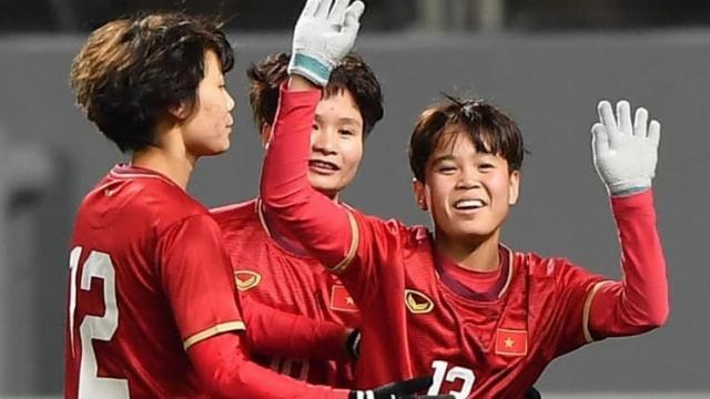 Highlights bóng đá nữ Việt Nam 1-0 Myanmar