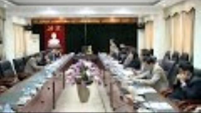 Đoàn kiểm tra của Bộ Chính trị làm việc với Ban Cán sự Đảng Kiểm toán Nhà nước