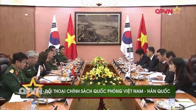 Việt Nam - Hàn Quốc đối thoại Quốc phòng 2016