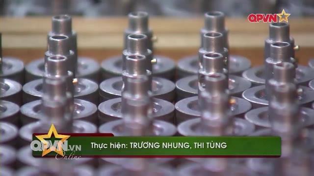 Thời sự Quốc phòng Việt Nam ngày 28/12/2016: Việt Nam làm chủ công nghệ chế tạo thuốc nổ TNT và RDX