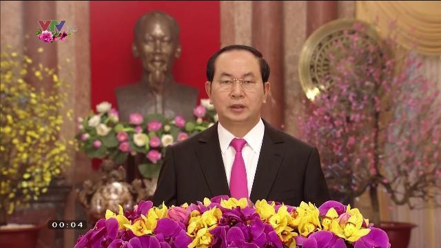 Thư chúc Tết Đinh Dậu 2017 của Chủ tịch nước Trần Đại Quang