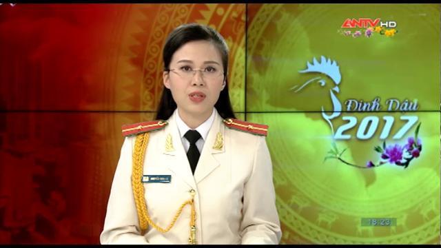 Thời sự An ninh ngày 01.02.2017 - Khai mạc lễ hội chiến thắng Ngọc Hồi Đống Đa