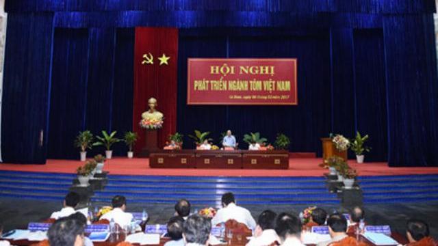 Thời sự VTV1 12h ngày 6/2/2017 - Thủ tướng chỉ đạo năm 2025 Việt Nam phải đạt 10 tỉ USD xuất khẩu tôm