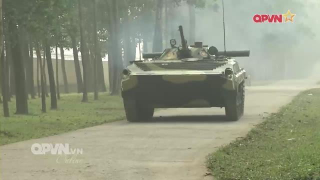 Thời sự Quốc phòng 5/2/2017: Bộ binh cơ giới Quân đoàn 1 trực sẵn sàng chiến đấu