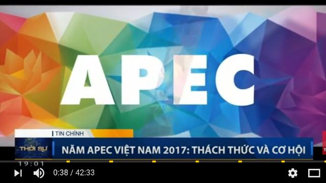Thời sự VTV1 19h ngày 6/2/2017: Năm APEC Việt Nam 2017 - Thách thức và cơ hội