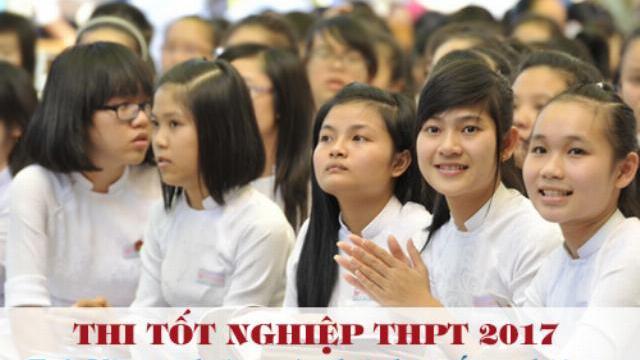 Infographic: Điểm mới nhất cần biết về kỳ thi THPT quốc gia