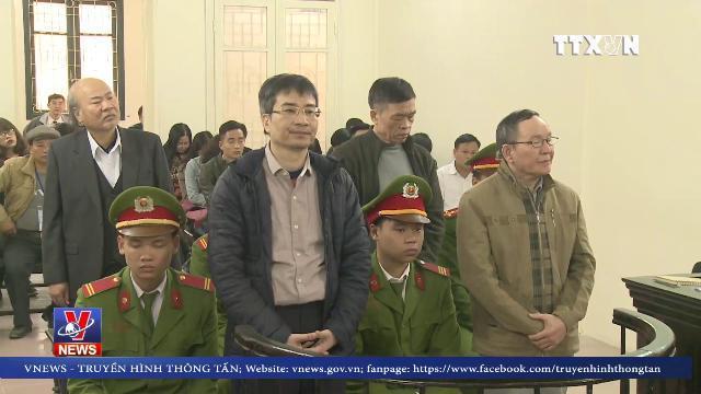 Xét xử Giang Kim Đạt và đồng bọn trong vụ án tham nhũng tại Vinashinlines