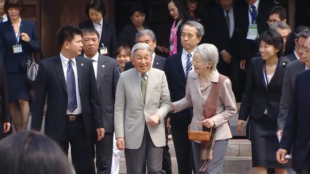 Nhà vua và Hoàng hậu Nhật Bản giao lưu với cựu học sinh, sinh viên Việt Nam