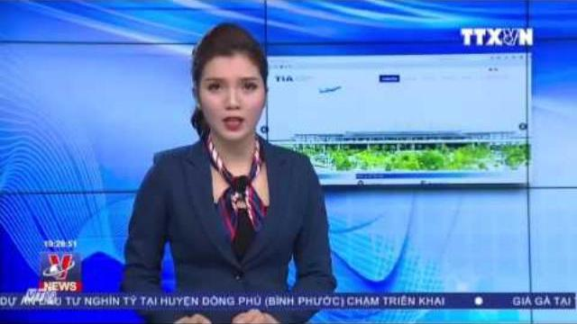 Website Sân bay Tân Sơn Nhất bị tin tặc tấn công