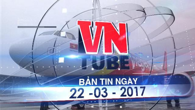 Bản tin VnTube ngày 22-03-2017: Kiểm soát viên không lưu ngủ quên, hai máy bay Vietjet không thể cất, hạ cánh