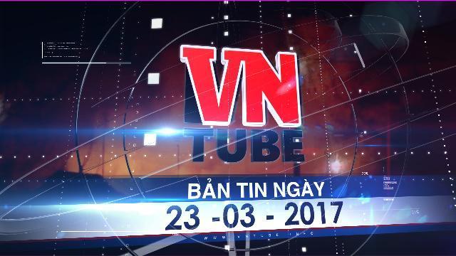 Bản tin VnTube ngày 23-03-2017: Nổ kho vũ khí ở Ukraine, cả thành phố sơ tán