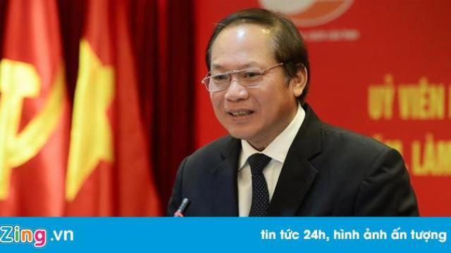 Bộ trưởng Trương Minh Tuấn trả lời chất vấn về an ninh mạng