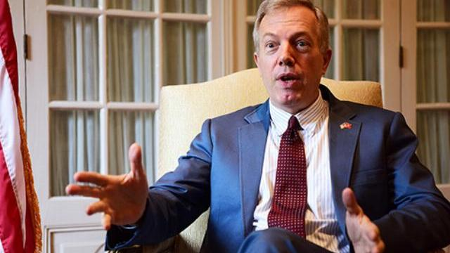 Đại sứ Mỹ: 'Chính quyền Trump cam kết tiếp tục hỗ trợ an ninh biển cho Việt Nam'