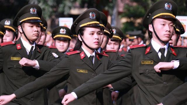 Kỷ niệm 71 năm Ngày truyền thống lực lượng ANND