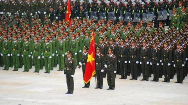 Kỷ niệm 72 năm Cách mạng tháng 8, 72 năm ngày truyền thống lực lượng CAND Việt Nam