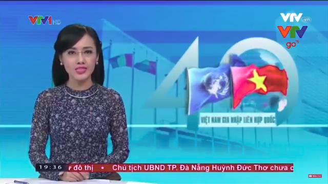 Quá trình vận động Việt Nam gia nhập Liên Hợp Quốc