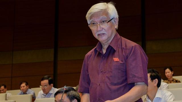 Đại biểu Dương Trung Quốc: 'Dùng từ đầu thú với dân Đồng Tâm là không ổn'