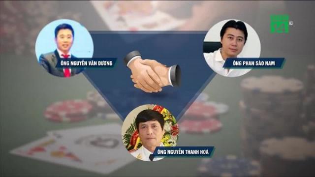 Đường dây đánh bạc liên quan nguyên Cục trưởng C50: Phan Sào Nam, Nguyễn Văn Dương hưởng lợi 3.450 tỷ đồng