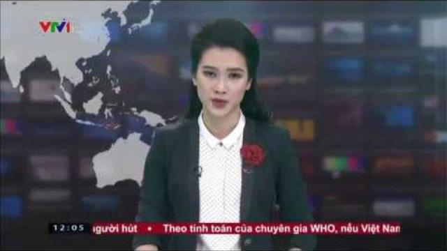Thời sự 12h VTV1 hôm nay ngày 9/4/2018