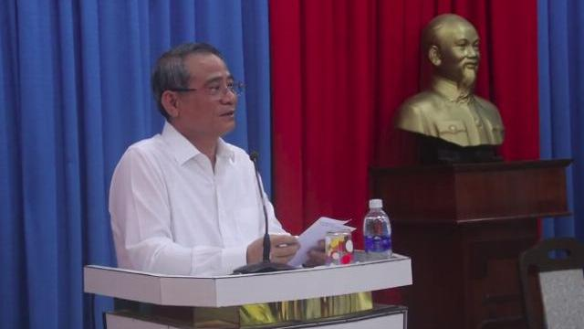 Bí thư Đà Nẵng nói về phiên xử kín Vũ 'nhôm' tội lộ bí mật nhà nước