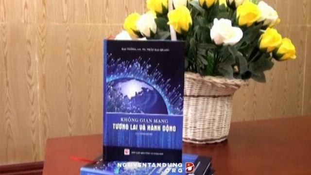 Chân dung Chủ tịch nước Trần Đại Quang qua những cuốn sách