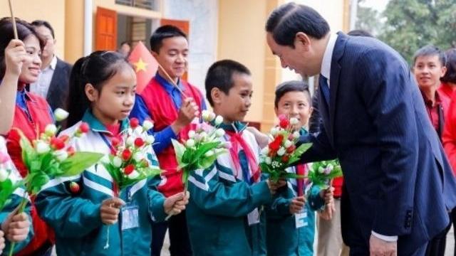 Kí ức về Chủ tịch nước Trần Đại Quang
