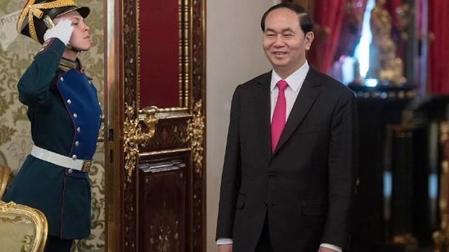 Chủ tịch nước Trần Đại Quang và 1.000 cuộc gặp song phương quốc tế