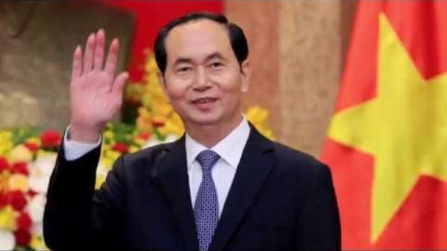 Đêm tiễn biệt Chủ tịch nước Trần Đại Quang