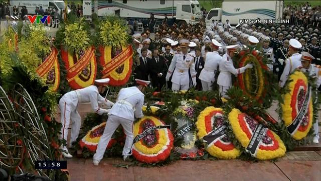 Khoảnh khắc Chủ tịch nước Trần Đại Quang về với đất mẹ