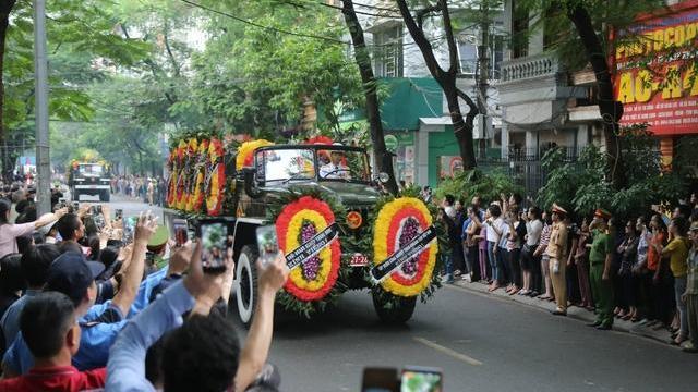 Tình cảm của người dân với Chủ tịch nước Trần Đại Quang