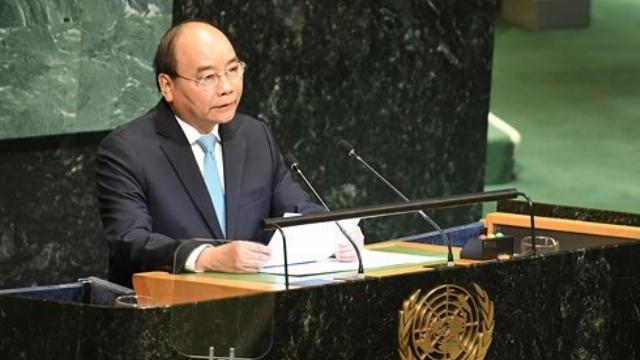Quốc tế đánh giá cao bài phát biểu của Thủ tướng ở Liên Hợp Quốc